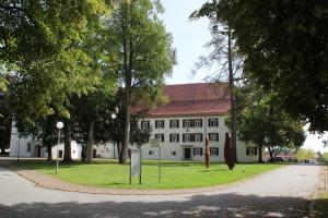 Gelände des Klosters Bad Schussenried