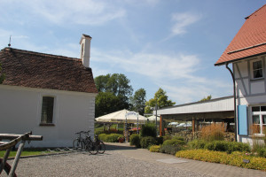 Kapelle und Biergarten Elchenreute