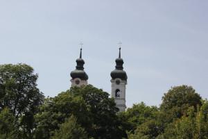 Kirchtürme-Kloster-Zwiefalten