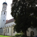 St Magnus Kirche Bad Schussenried