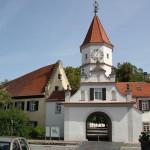 Tor zum Kloster Bad Schussenried