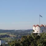 Turmspitze des Mehlsack Ravensburg