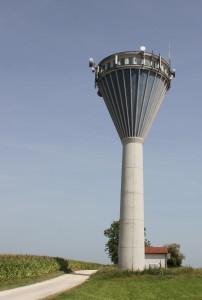 Wasserturm Upflamör
