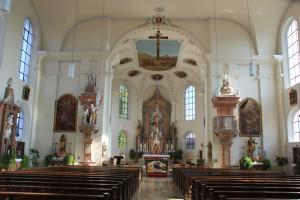 Altar Ummendorfer Kirche