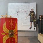 Ausstellungsstücke Römermuseum Mengen Ennetach