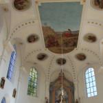 Decke der Ummendorfer Kirche