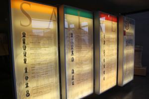 Geschichtstafeln-Römermuseum