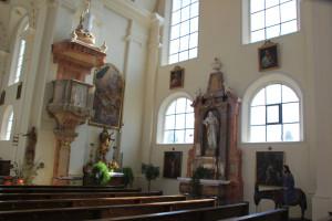 Kanzel Ummendorfer Kirche