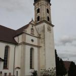 Kirchturm Unteressendorf