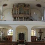 Orgel Ummendorfer Kirche
