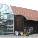 Römermuseum Treppenhaus