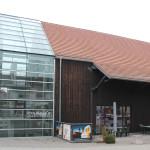 Römermuseum-Treppenhaus