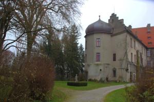 Schloss Warthausen Innenhof