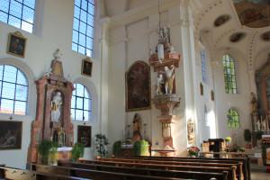 Seitenaltar Kirche Ummendorf