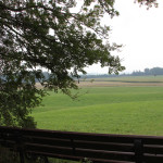Aussicht von der Kapelle Molpertshaus