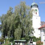 Barocke Kirche Bergatreute