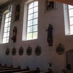 Fenster Kirche Bergatreute