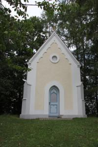 Kapelle Hügel Molpertshaus