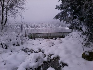 Kreuzthal Allgäu Winter