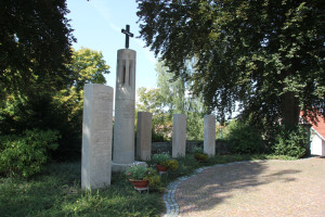 Kriegsopfer Denkmal Bergatreute