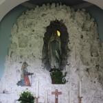 Maria Figur Kapelle Molpertshaus