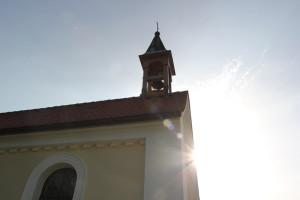 Glockenturm Wallfahrtskapelle St. Sebastian
