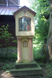 Kreuzigungsweg Bad Waldsee Station 12
