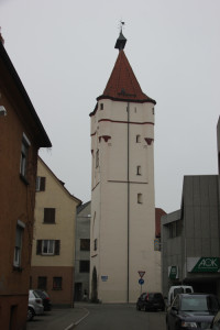 Ulmer Tor Biberach