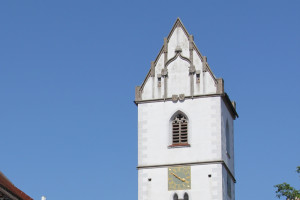 Wappen der Stiftskirche Bad Buchau