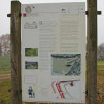 Archäologischer Wanderweg Station 6