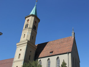 Evangelische Stadtkirche Ravensburg