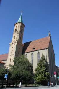 Evangelische Stadtkirche Ravensburg Turm