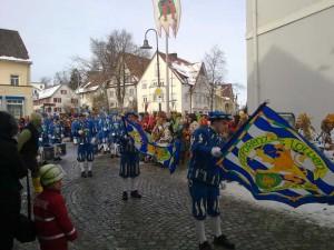 Fanfarenzug Baienfurt in Bad Waldsee