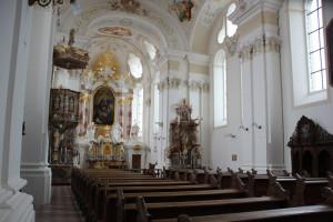 Kloster-Sießen-St-Markus-Kirche