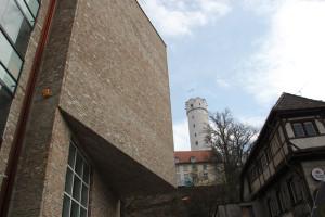 Kunstmuseum Ravensburg im Stadtbild