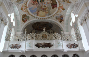 Orgel-St-Markus-Kirche-Sießen