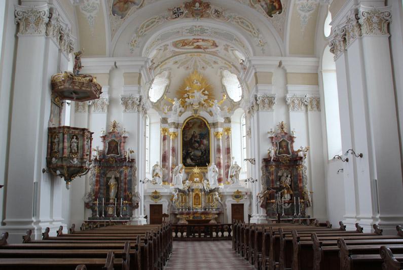 St Markus Kirche Sießen