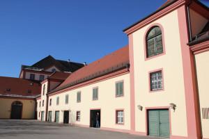 03 Seitengebäude Schloss Altshausen