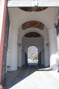 10 Toreingang Schloss Altshausen