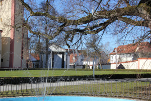 18 Springbrunnen Schlosspark Altshausen