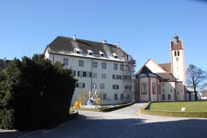 20 Kirche im Schloss Altshausen
