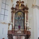 26 Linker Seitenaltar Schlosskirche Altshausen