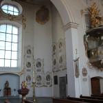 28 Kanzel Schlosskirche Altshausen