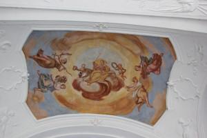 34 Deckenbild Schlosskirche Altshausen