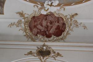 36 Deutsche Orden im Kreuzzug Altshausen Schlosskirche
