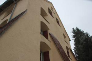 Fenster der Burg Königseggwald
