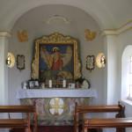 Guggenhauser Kapelle Altar
