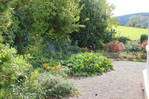 Guggenhauser Kapelle Garten