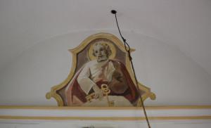 Guggenhauser Kapelle Jesusbild