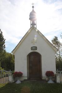 Guggenhauser Kapelle front